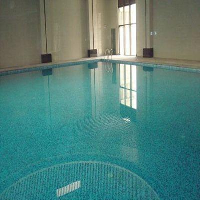 珠江新城珠光御景会所室内恒温泳池