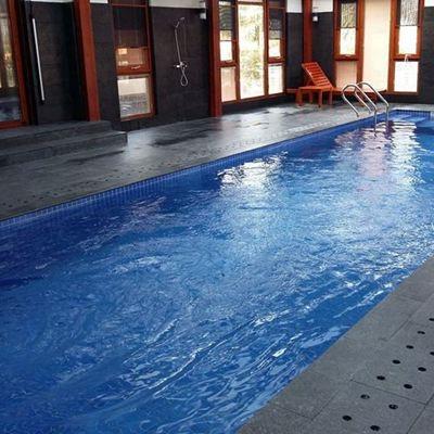 新塘别墅阳光房恒温泳池