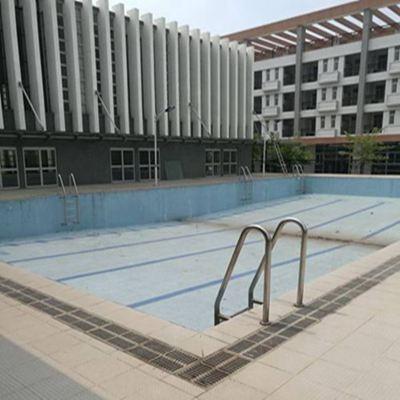 广州金沙洲中学泳池