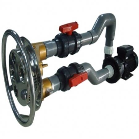 PK3000 水下逆流冲浪训练生成器