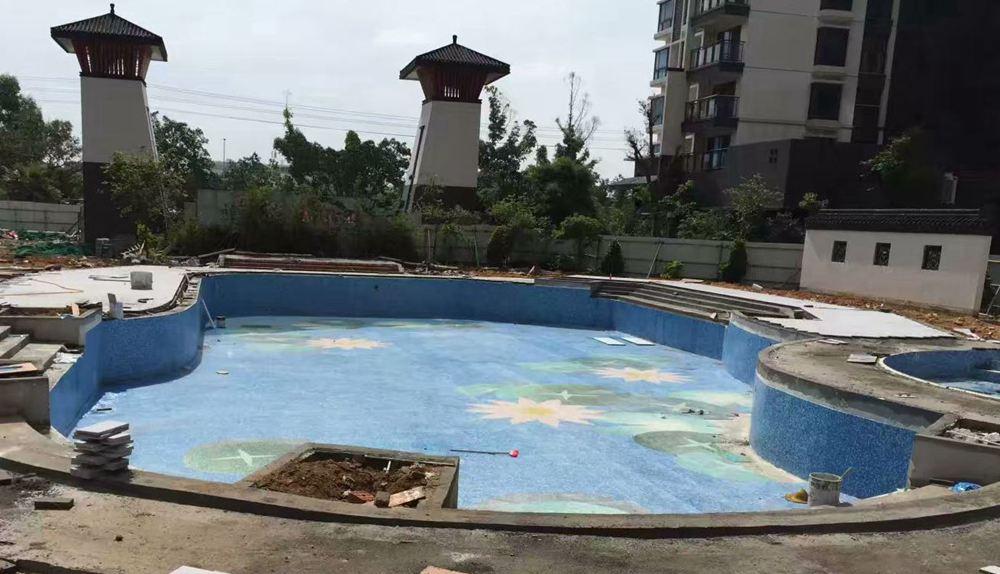 桑拿泳池设备