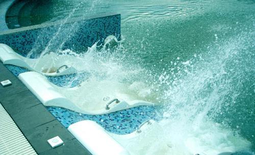 一体化泳池设备